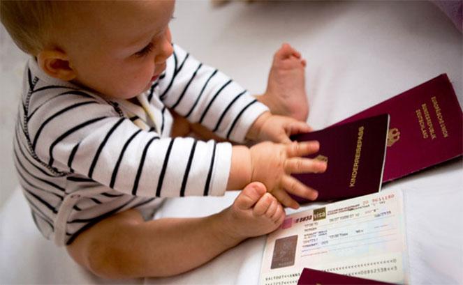 Двойное гражданство у ребенка