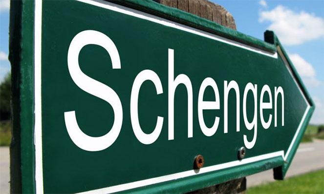 Посещение шенгенской зоны