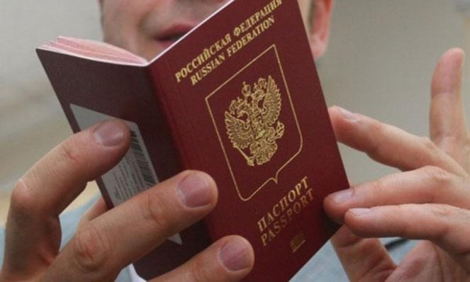 Нужен ли загран паспорт из крыма в питер