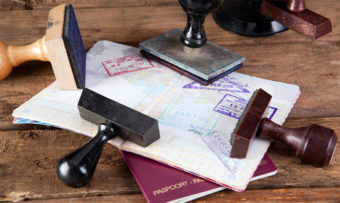 Документы для выезда за границу