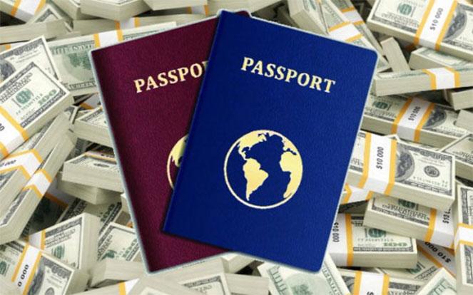 Покупка паспорта