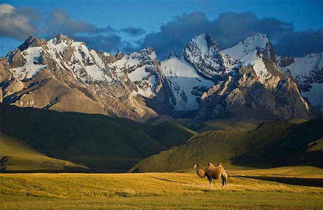 Отдых в Киргизии