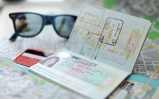 Многократная виза