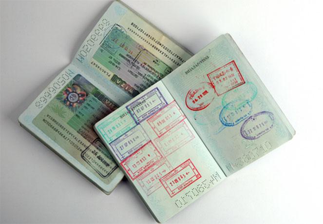 Визы для поездки заграницу
