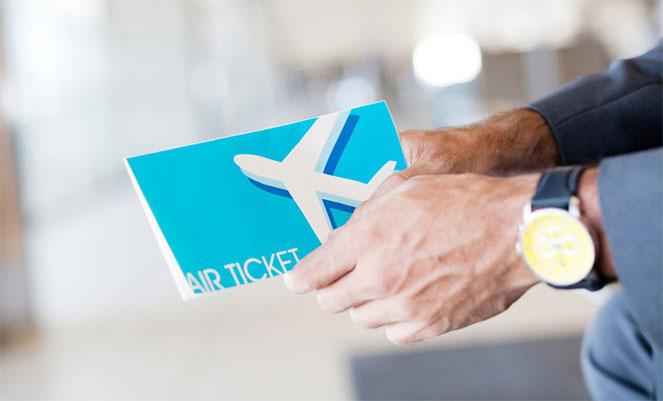 Билеты для перелета