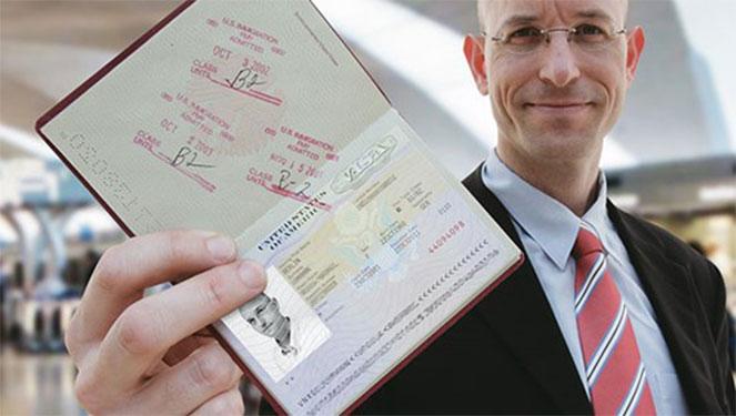 Виза для работы за границей