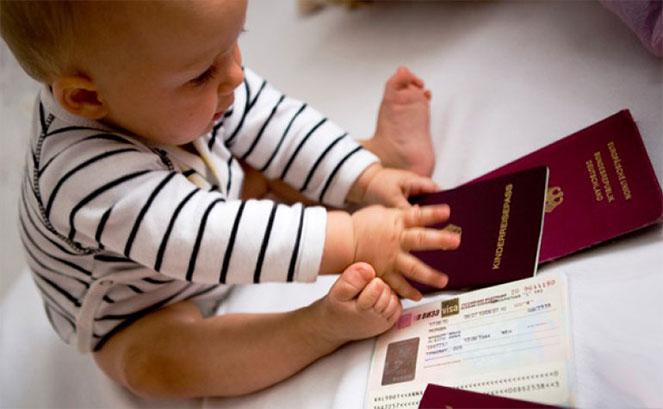 Оформление документов для новорожденного и ребенка до года не имеет разницы, поэтому, все сказанное выше относится и к детям до года и к новорожденным.