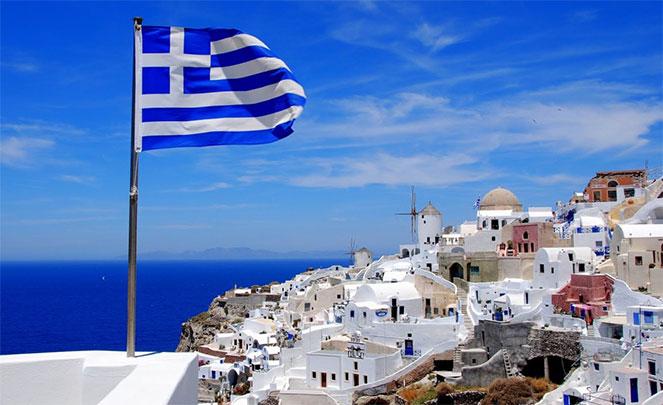 Едем на отдых в Грецию