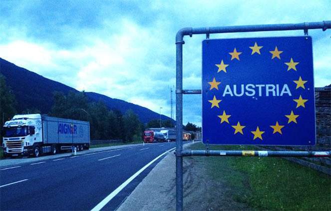 Вышла ли Австрия из Шенгена