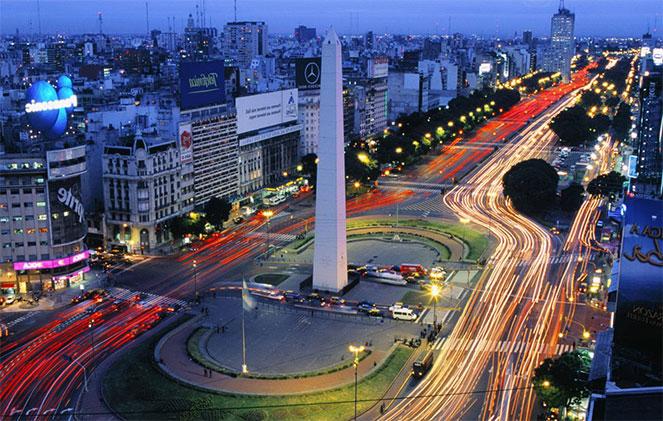 Официальный государственный язык Аргентины