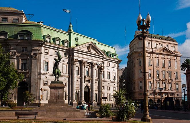 Открываем счет в аргентинском банке
