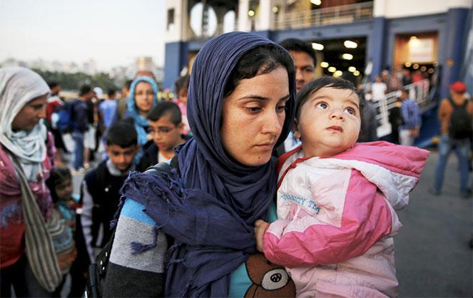Выходцы из Сирии