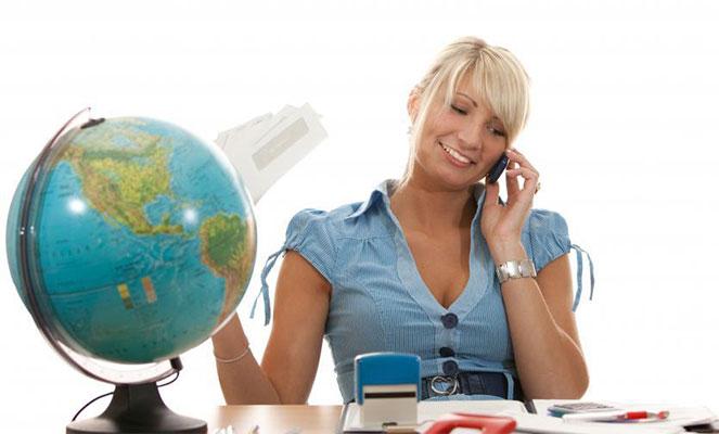 Оформляем визу через туристическое агенство