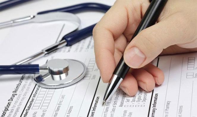 Получение страховки