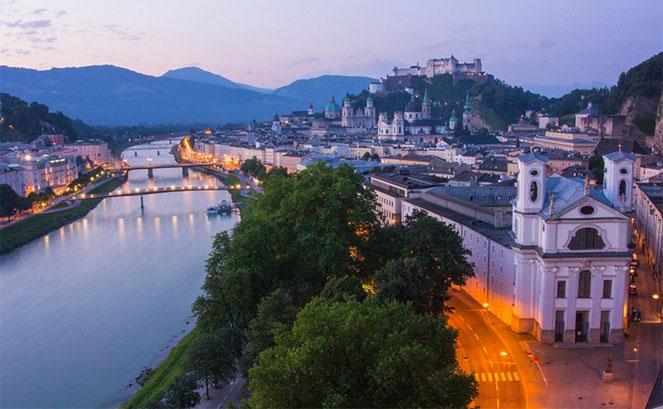 Рынок недвижимости в Австрии: особенности, правила, условия
