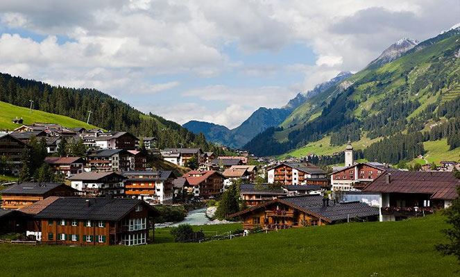 Жизнь в Австрии