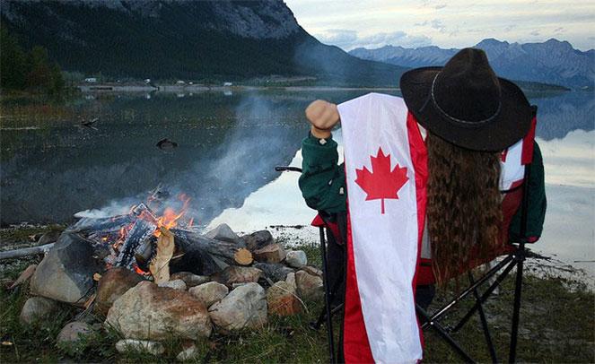 Природа в Канаде