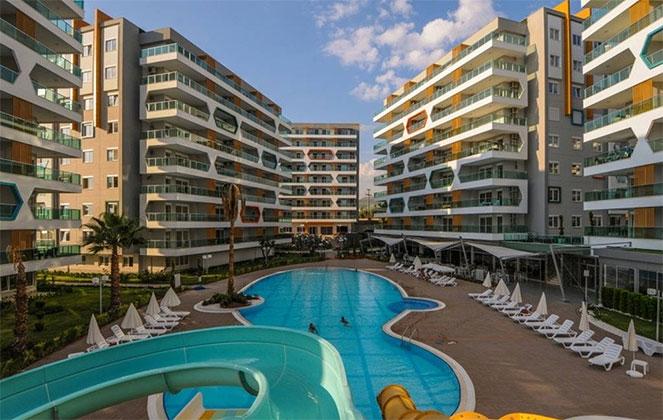 Арендовать квартиру на длительный срок в Турции.