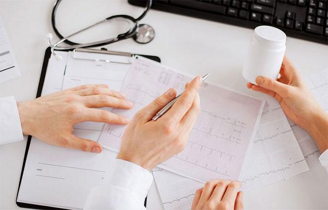 Оформление медицинской страховки
