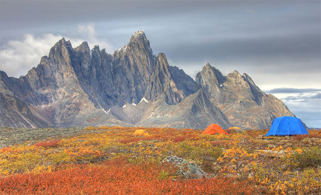 Провинция Yukon