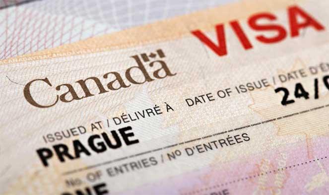 Делаем визу в Канаду