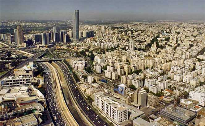 Город в Израиле
