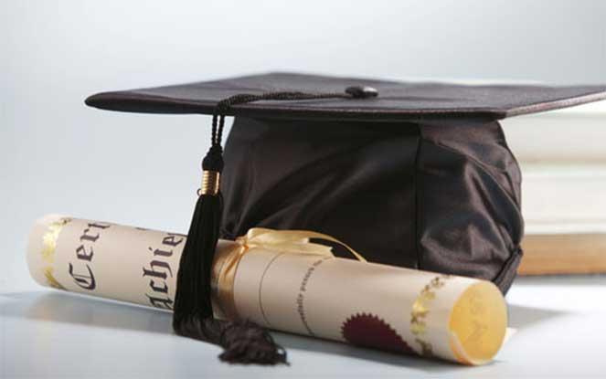 Получение диплома