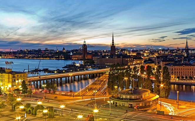 Переезд в Швецию