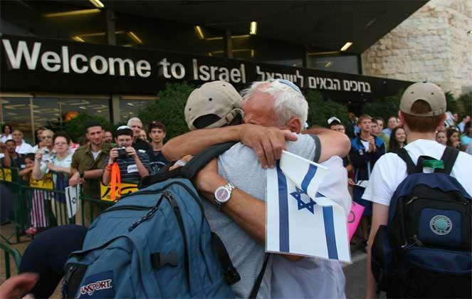 Возвращение в Израиль