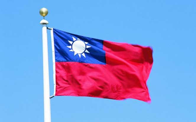 Флаг Тайваня