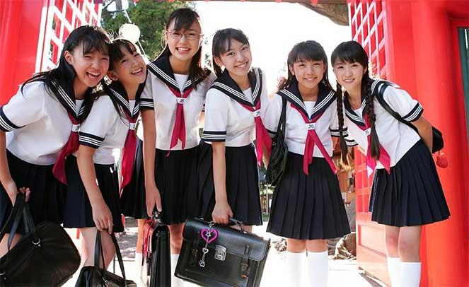 В Обычном Университете Японии
