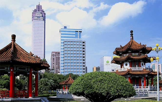 Едем в Тайвань