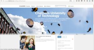 Университет технологий Чалмерса в Гетеборге