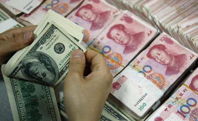 Деньги в КНР
