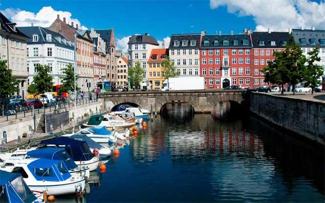 Переезд в Данию