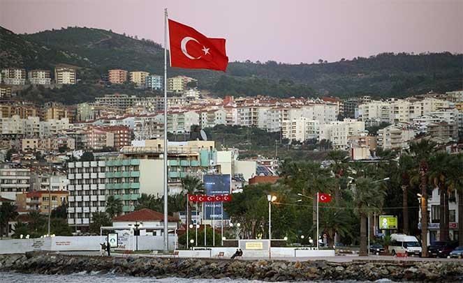 Едем в Турцию