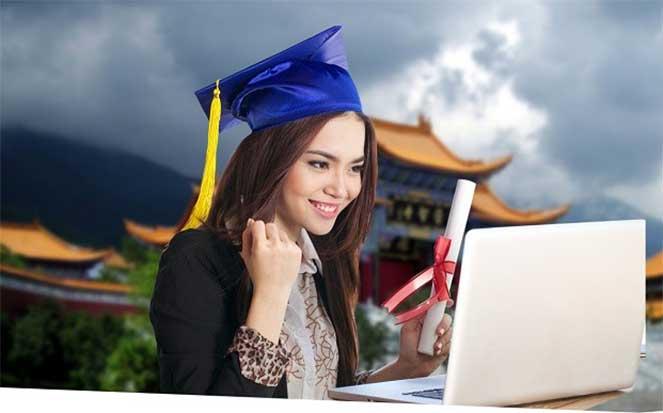 Поступление на обучение в Китай