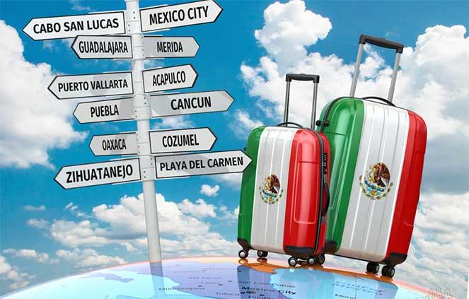 Поездка в Мексику