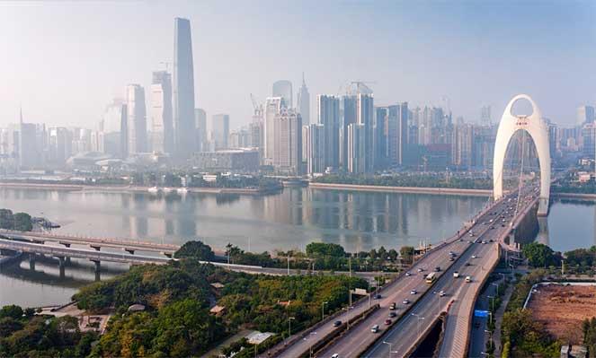 Жизнь в Гуанчжоу