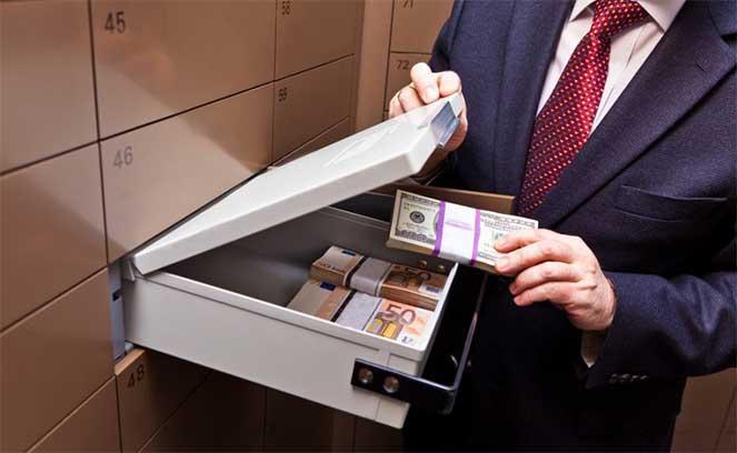 Банковское обслуживание в Швеции