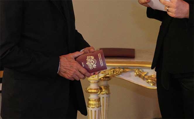 Латвийское гражданство