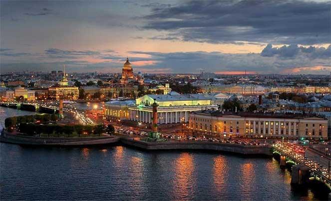 Оформление визы в Санкт-Петербурге