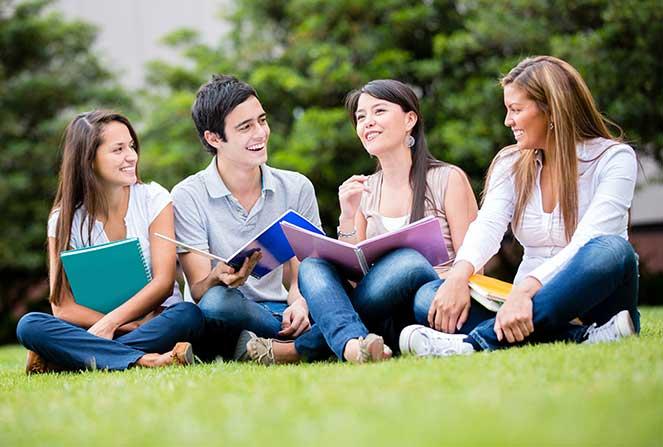 Получение образования в Китае