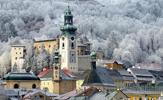 Жизнь в Словакии