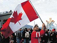 Мигранты в Канаде