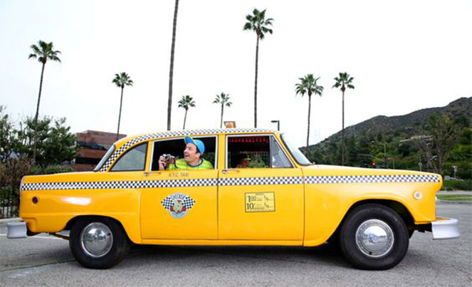 Поездка на такси