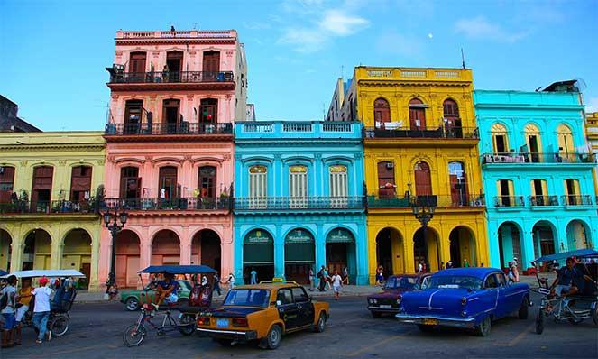 Дома в Гаване