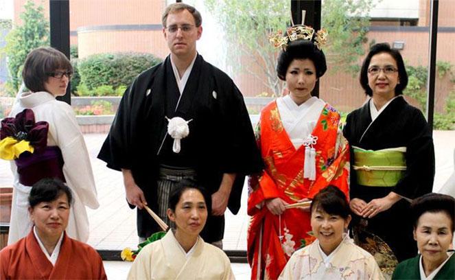 Жизнь среди японцев
