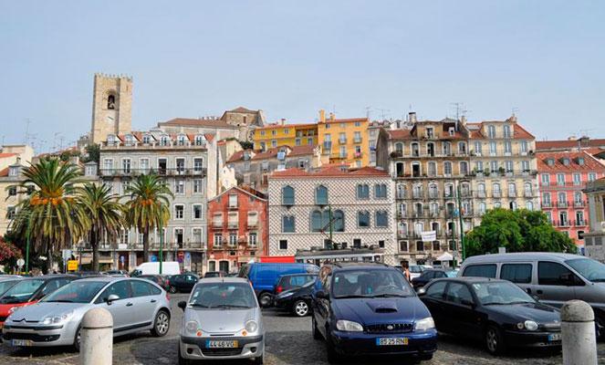 Как арендовать авто в Лиссабоне