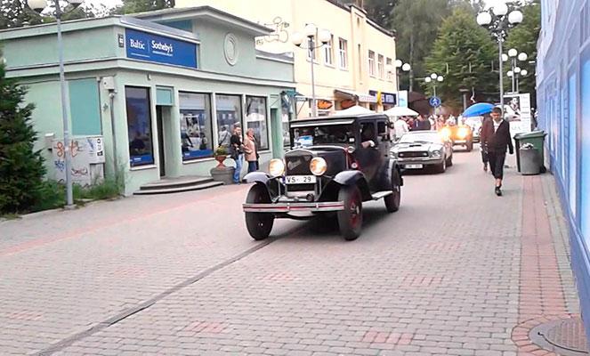 Такси в Юрмале